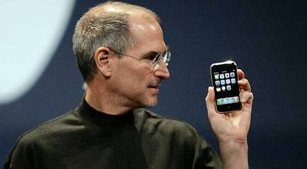 VEJA iPhone Steve Jobs década