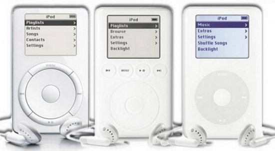 VEJA iPod década