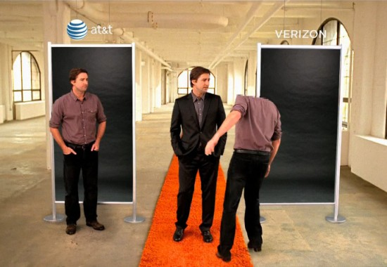 AT&T e Verizon - Luke decapitado