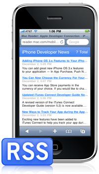 iPhone Developer News - RSS