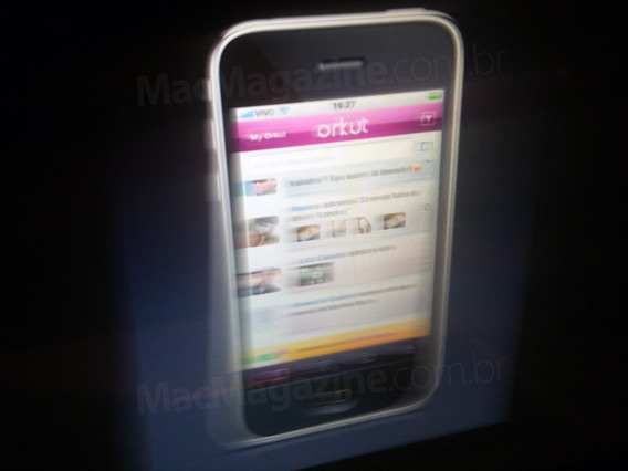 Orkut para iPhone?!