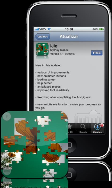 iJig 1.1 para iPhone