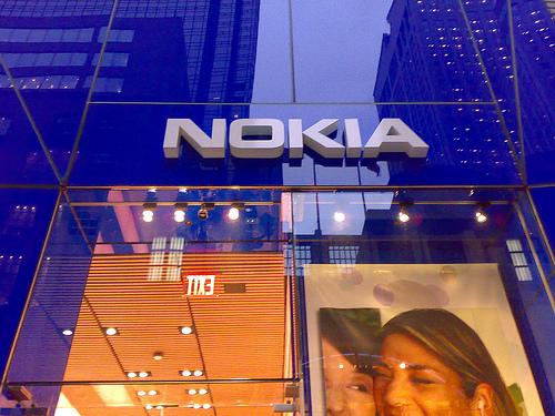 Nokia flagship store