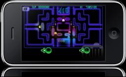 PAC-MAN Championship Edition no iPhone