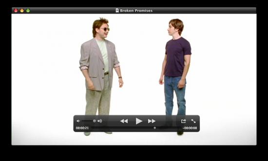 Get a Mac - Broken Promises