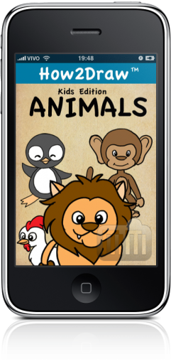 How2Draw Kids Edition - Animals no iPhone