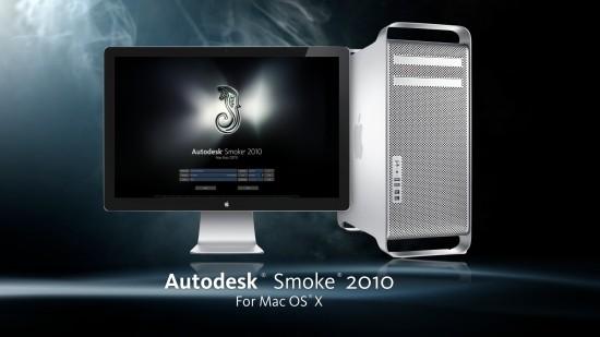 Autodesk Smoke 2010 para Mac