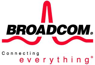 Logo da Broadcom