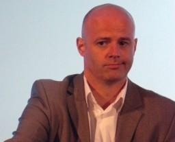 Phil Moore, chefe da Microsoft do Reino Unido