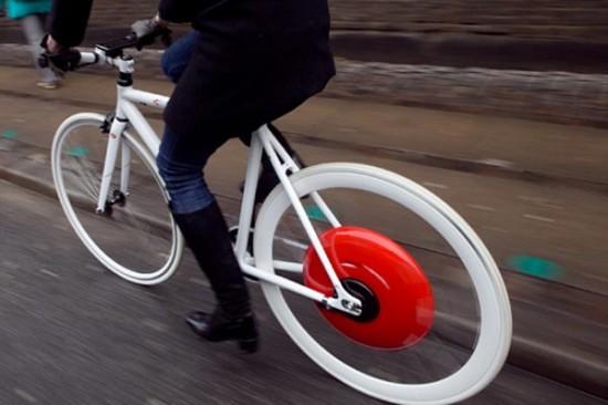 Copenhagen Wheel, do MIT
