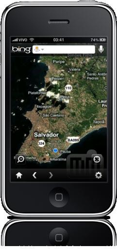 Bing no iPhone