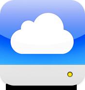 Ícone do MobileMe iDisk