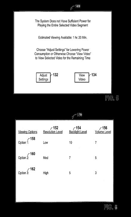 Patente da Apple - Aproveitamento de Energia