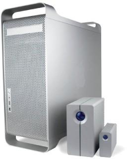 Mac Pro com LaCie 2Big