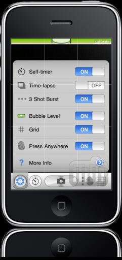 Gorillacam no iPhone