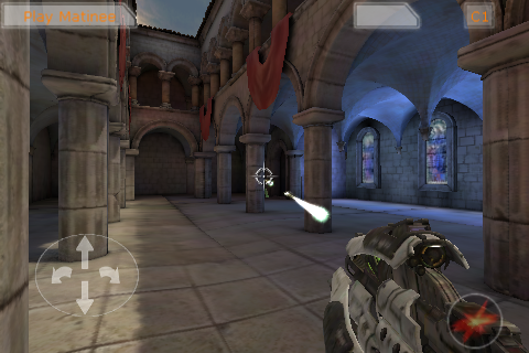 Unreal Engine 3 num iPod touch