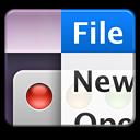 Ícone das Preferências de Aparência no Mac OS X