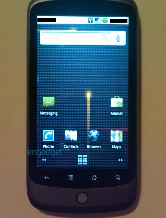 Nexus One (Google Phone)