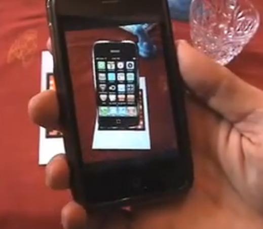 iPhone dentro de iPhone