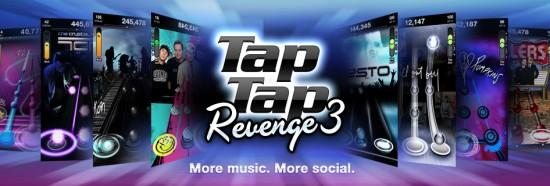 Tap Tap Revenge 3 para iPhone