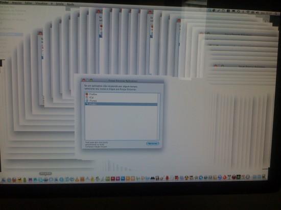 Mac FAIL pau geral Mac OS X