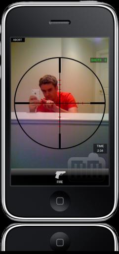 Gunman no iPhone 3GS