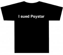 Camisa da Psystar
