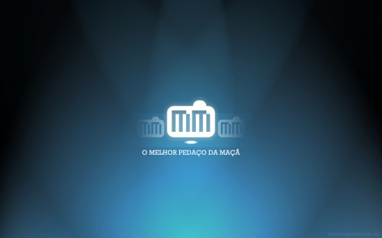 Wallpaper do MacMagazine, por Diego Hober Ghiggi