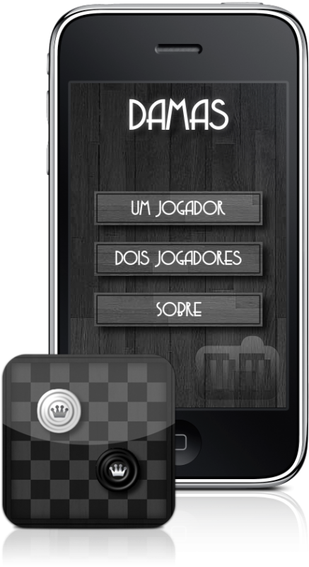 Damas no iPhone