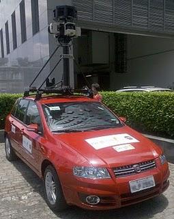 FIAT Stilo - Google Street View Brasil
