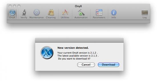 OnyX 2.1.3