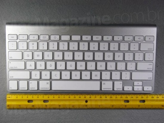 Homologação Anatel: Wireless Keyboard