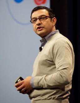 Vic Gundotra, vice-presidente de engenharia do Google