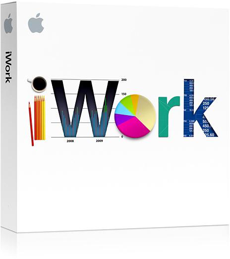 Caixa do iWork