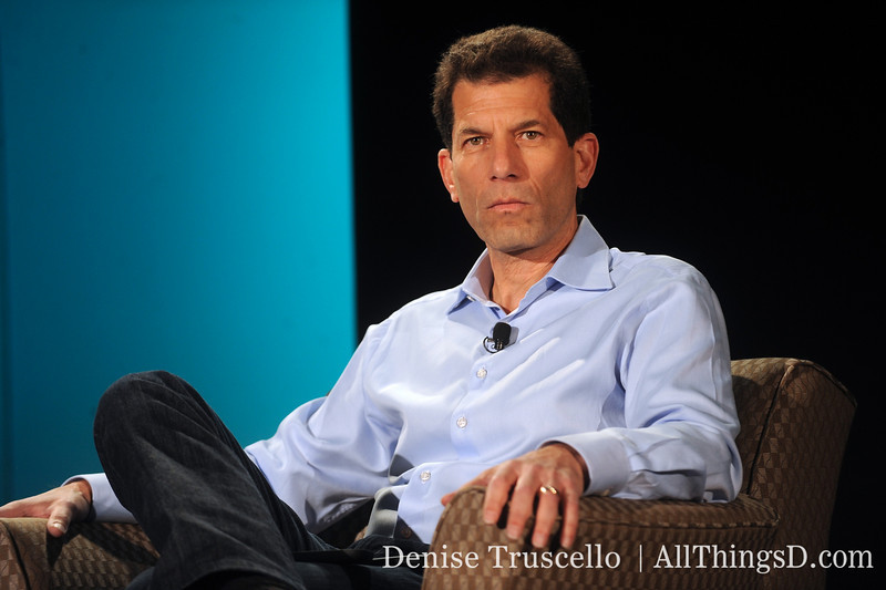 Jon Rubinstein, CEO da Palm e ex-executivo da Apple