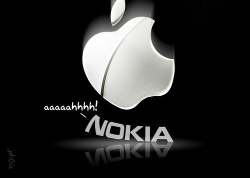Apple vs. Nokia