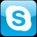 Ícone do Skype para iPhone