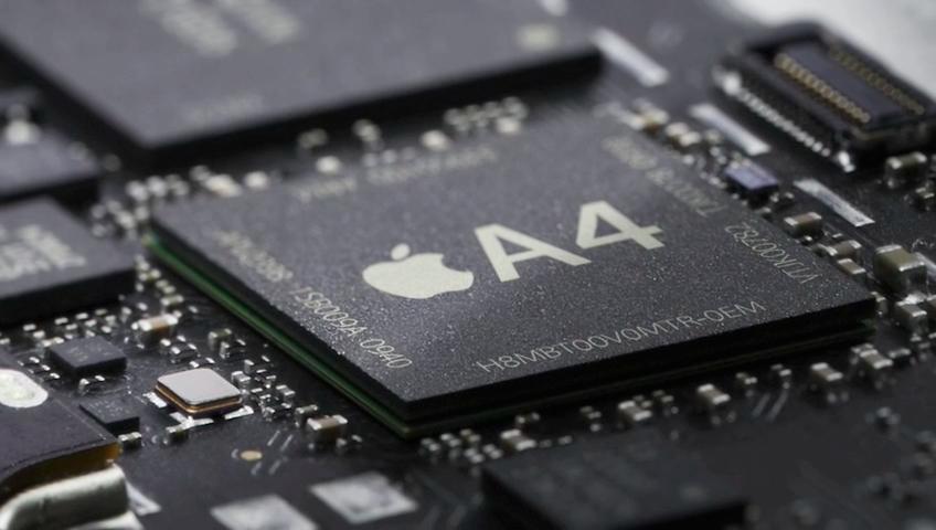 Chip Apple A4