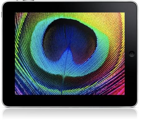 iPad - tela