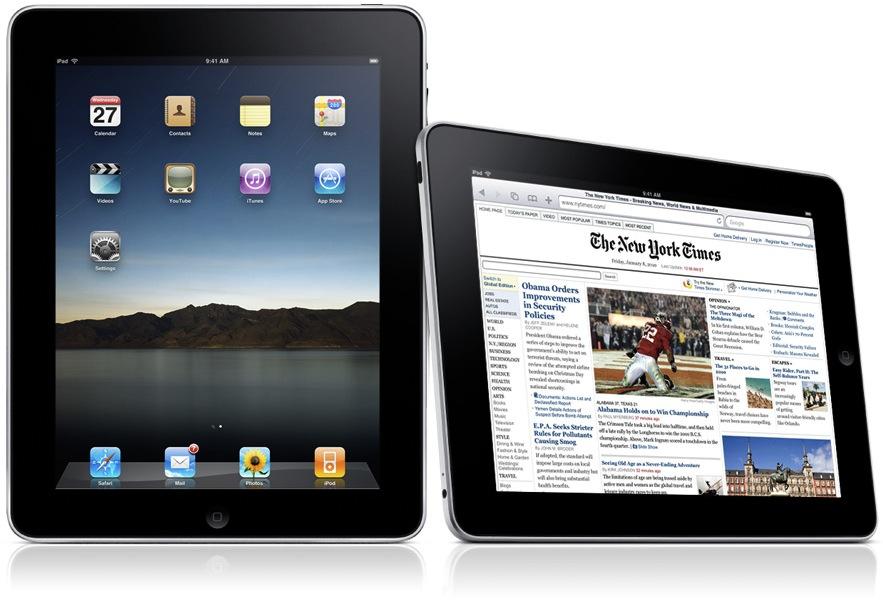 iPads - Home & Safari