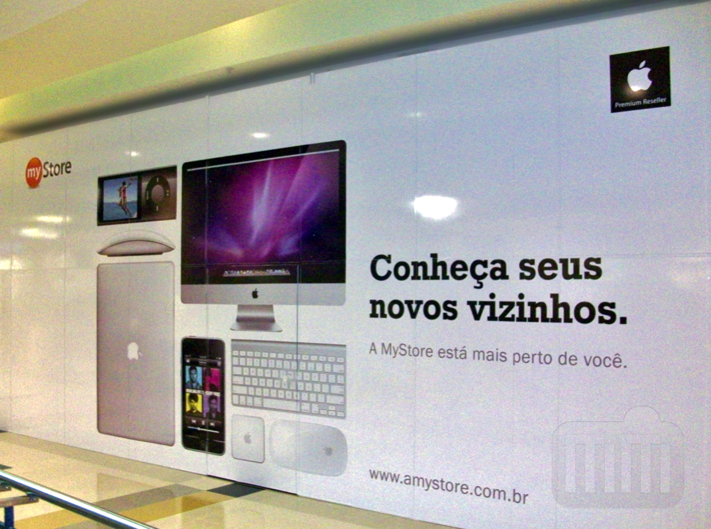 MyStore do Shopping Villa-Lobos