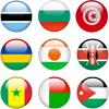 Novos países com App Stores