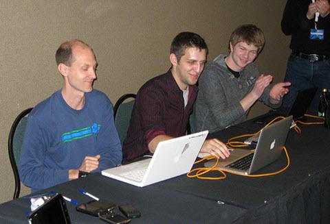 Hackers na Pwn2Own 2009