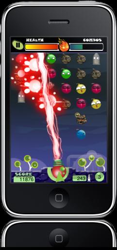 BombZ no iPhone