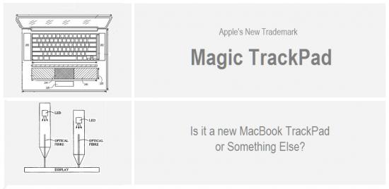 Apple - Magic TrackPad