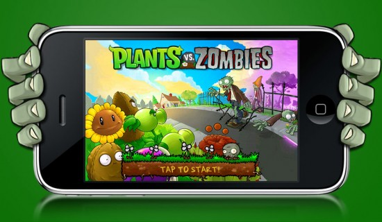 Plants vs. Zombies para iPhone