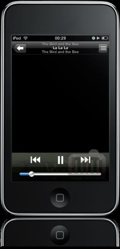 iPod touch reflexo FAIL