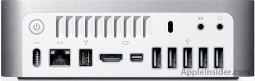 Mac mini com HDMI