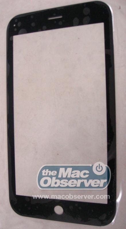 Bezel para iPad?