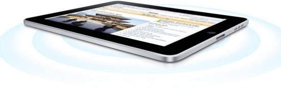 iPad Wireless - 3G + Wi-Fi